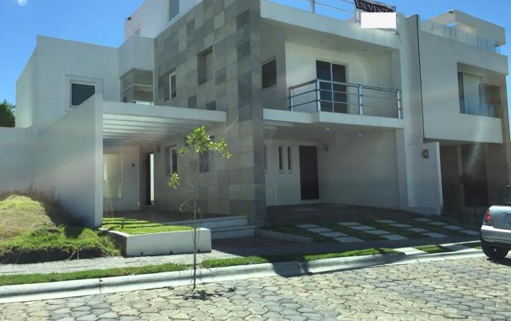 Foto de casa en venta en parque victoria. 0000, san bernardino tlaxcalancingo, san andr?s cholula, puebla, 1379973 No. 01