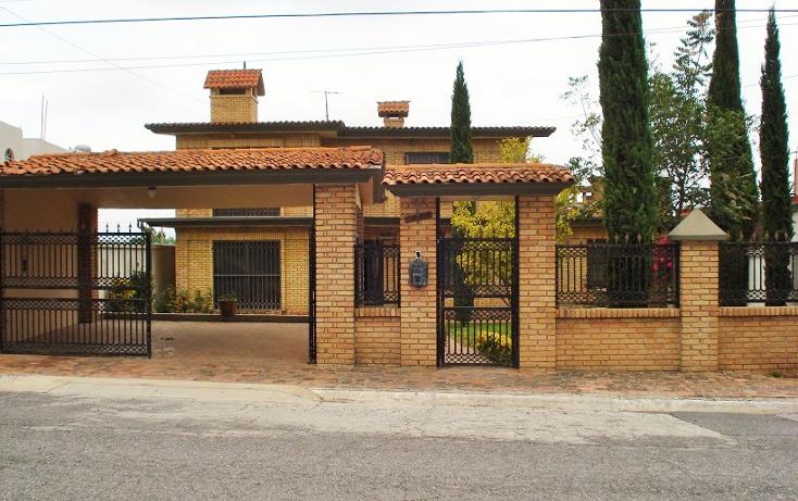Foto de casa en renta en  , parques de la cañada, saltillo, coahuila de zaragoza, 1311619 No. 01