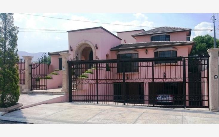 Foto de casa en venta en  , parques de la cañada, saltillo, coahuila de zaragoza, 1324877 No. 01