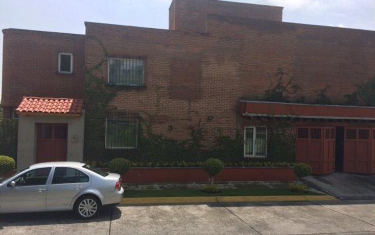 Foto de casa en venta en  , parques de la herradura, huixquilucan, méxico, 1444525 No. 01