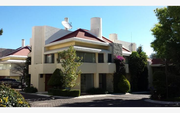 Foto de casa en venta en  , parques de la herradura, huixquilucan, méxico, 780097 No. 01