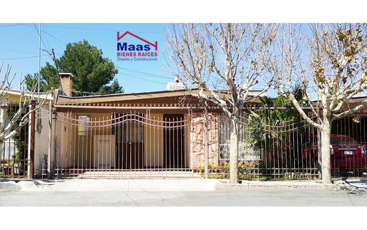 Foto de casa en venta en  , parques de san felipe, chihuahua, chihuahua, 1723194 No. 01