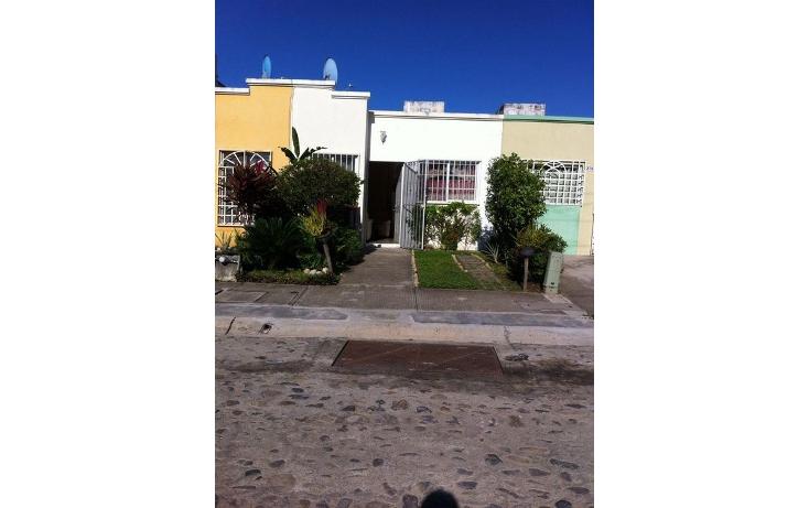 Foto de casa en venta en  , parques las palmas, puerto vallarta, jalisco, 1432263 No. 01