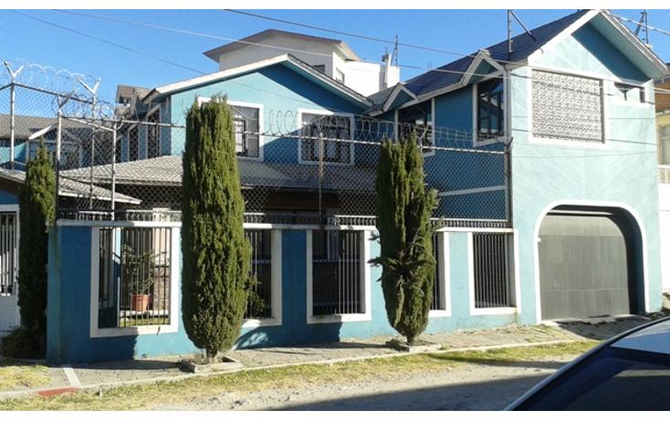 Foto de casa en venta en  , parques nacionales, toluca, m?xico, 1549936 No. 01