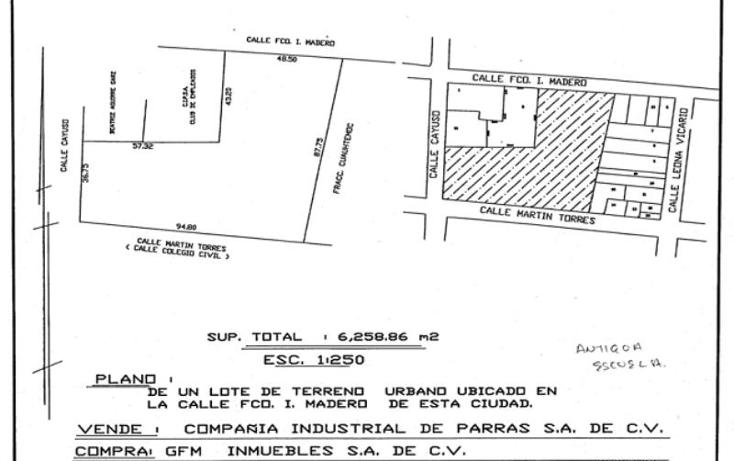 Foto de edificio en venta en  , parras de la fuente centro, parras, coahuila de zaragoza, 1729508 No. 15