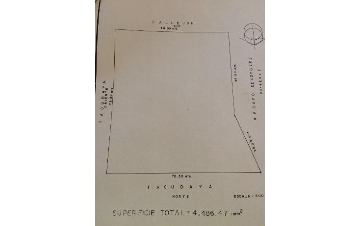 Foto de terreno habitacional en venta en  , parras de la fuente centro, parras, coahuila de zaragoza, 1965401 No. 06