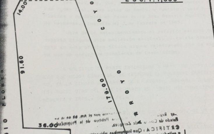 Foto de terreno habitacional en venta en, parras de la fuente centro, parras, coahuila de zaragoza, 1965401 no 07