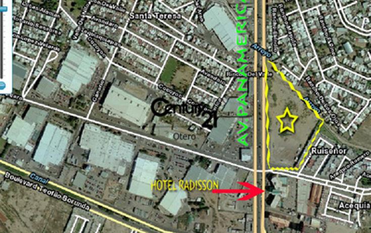 Foto de terreno comercial en venta en  , partido iglesias, ju?rez, chihuahua, 1083751 No. 01
