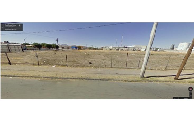 Foto de terreno comercial en venta en  , partido la fuente, juárez, chihuahua, 1517849 No. 01