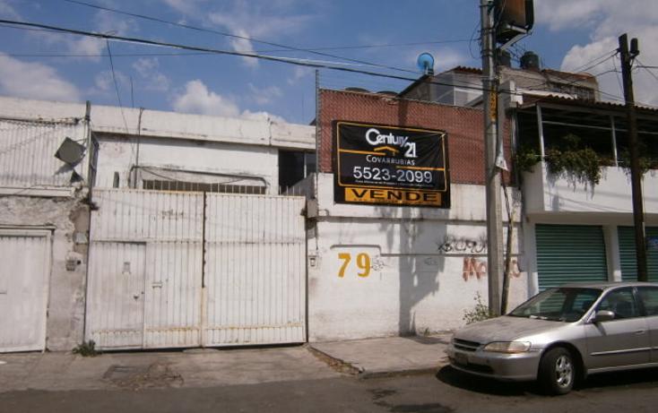 Foto de nave industrial en venta en  , san miguel, iztacalco, distrito federal, 1695470 No. 01