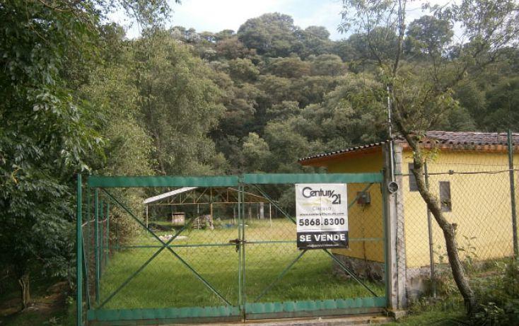 Foto de terreno habitacional en venta en pascual ortiz rubio sn, cañada de cisneros, tepotzotlán, estado de méxico, 1799001 no 01