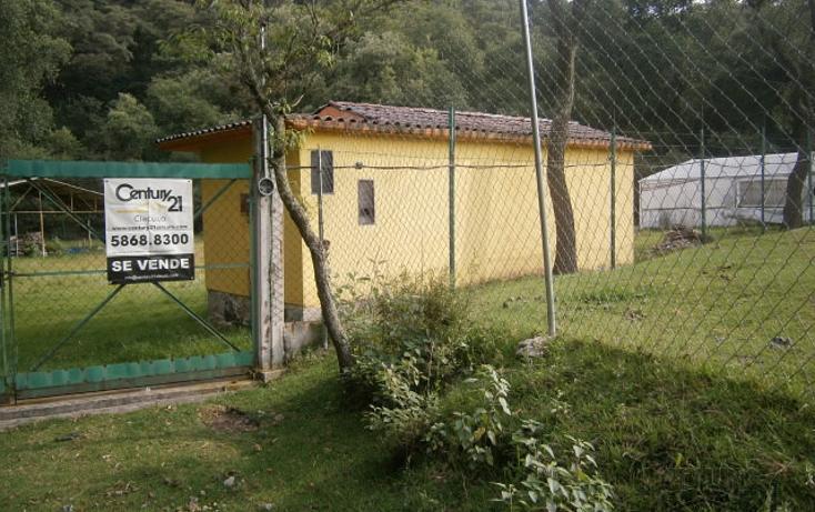 Foto de terreno habitacional en venta en  , cañada de cisneros, tepotzotlán, méxico, 1799001 No. 02