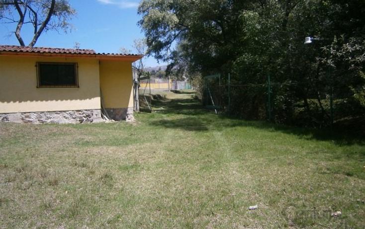 Foto de terreno habitacional en venta en  , cañada de cisneros, tepotzotlán, méxico, 1799001 No. 10