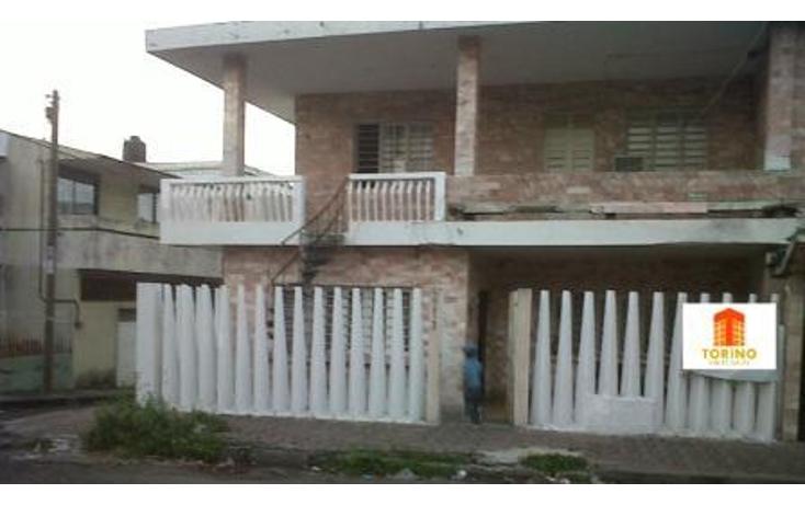 Foto de casa en venta en  , pascual ortiz rubio, veracruz, veracruz de ignacio de la llave, 1063987 No. 01