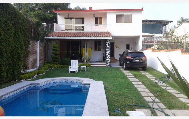 Foto de casa en venta en pase del conquistador 21, lomas de cortes, cuernavaca, morelos, 1571264 no 01