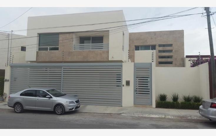 Foto de casa en venta en paseo 2210, san patricio, saltillo, coahuila de zaragoza, 2669721 No. 01