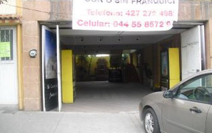 Foto de edificio en venta en paseo central 97 97, san cayetano, san juan del río, querétaro, 1716606 no 02