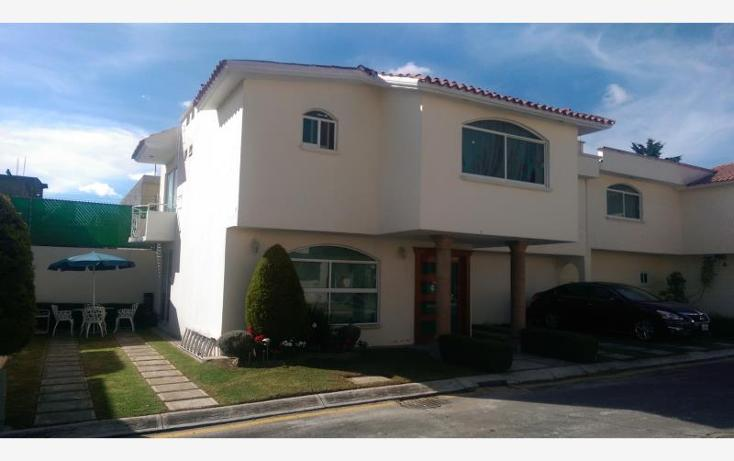 Foto de casa en venta en paseo colon , capultitlán, toluca, méxico, 1567238 No. 01