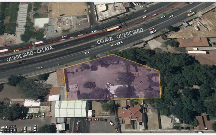 Foto de terreno comercial en venta en paseo constituyentes, alameda, querétaro, querétaro, 1415413 no 01