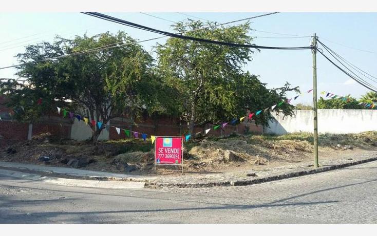 Foto de terreno habitacional en venta en paseo de burgos 0, burgos bugambilias, temixco, morelos, 1806582 No. 01