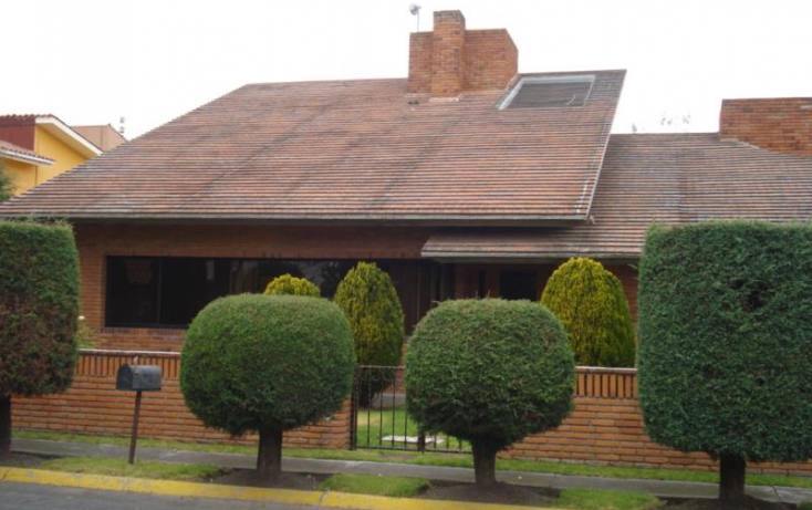 Foto de casa en venta en paseo de jesus 1000, los sauces, metepec, estado de méxico, 776831 no 02