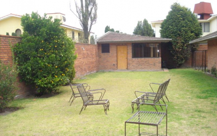 Foto de casa en venta en paseo de jesus 1000, los sauces, metepec, estado de méxico, 776831 no 05