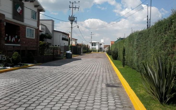 Foto de terreno habitacional en venta en paseo de la asuncion sin numero, san luis, metepec, m?xico, 1324865 No. 03