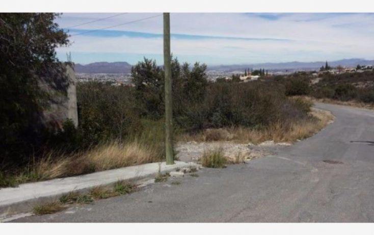 Foto de terreno habitacional en venta en paseo de la aves 100, lomas de lourdes, saltillo, coahuila de zaragoza, 1610770 no 02