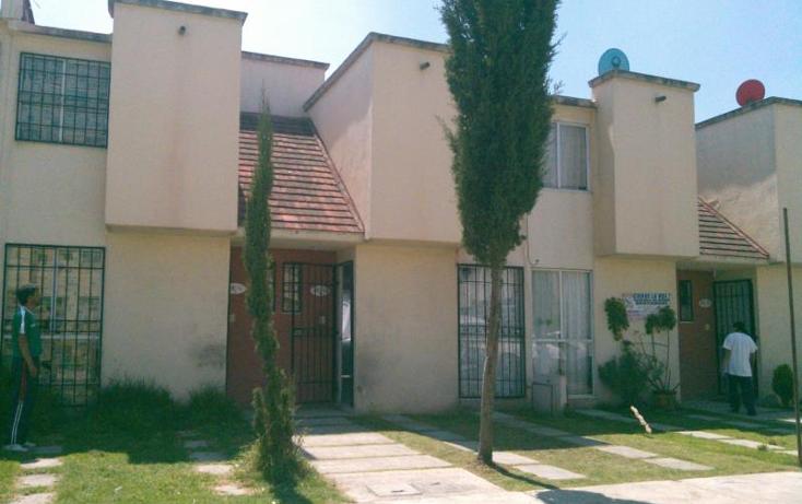 Foto de casa en venta en paseo de la benevolencia 10, paseos de chalco, chalco, m?xico, 543506 No. 01