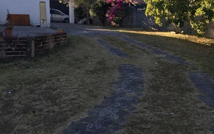 Foto de terreno habitacional en venta en paseo de la cañada , santa ana tepetitlán, zapopan, jalisco, 2034130 No. 07