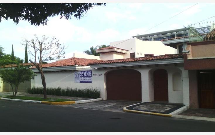 Foto de casa en venta en  0, lomas del valle, zapopan, jalisco, 2023382 No. 02