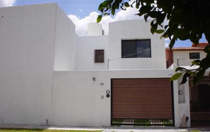 Foto de departamento en renta en  1, constituyentes, querétaro, querétaro, 394798 No. 01