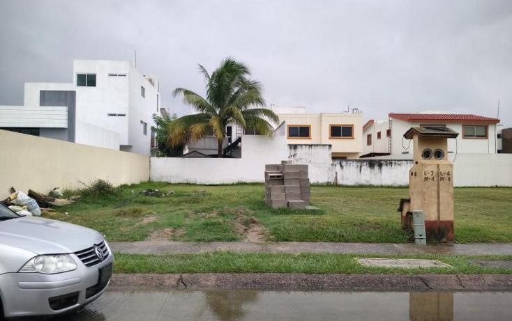 Foto de terreno habitacional en venta en paseo de la hacienda , hacienda esmeralda, centro, tabasco, 2652726 No. 01