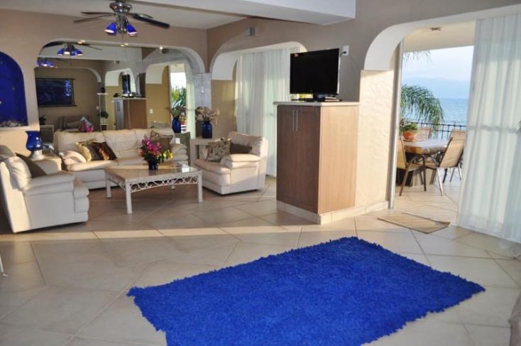 Foto de casa en condominio en venta en  625, marina vallarta, puerto vallarta, jalisco, 740759 No. 03