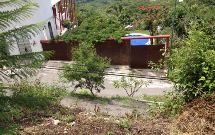 Foto de terreno habitacional en venta en paseo de la ondonada 1, san gaspar, jiutepec, morelos, 580490 no 02