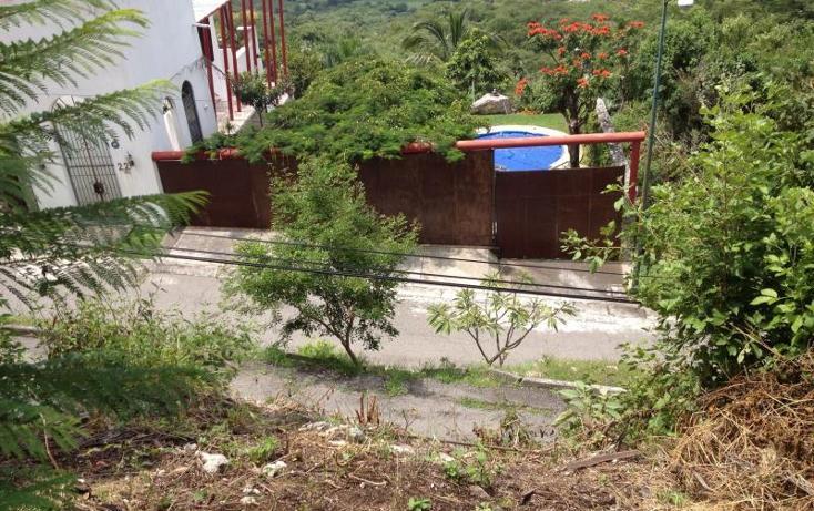 Foto de terreno habitacional en venta en paseo de la ondonada 1, san gaspar, jiutepec, morelos, 580490 no 03