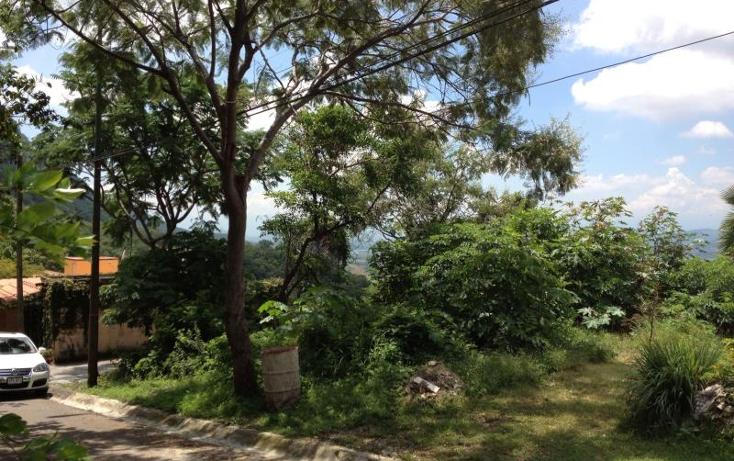 Foto de terreno habitacional en venta en paseo de la ondonada 1, san gaspar, jiutepec, morelos, 580490 No. 06