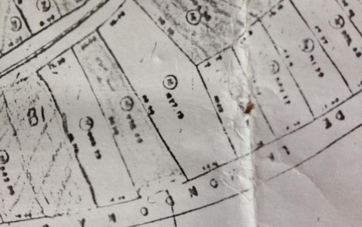 Foto de terreno habitacional en venta en paseo de la ondonada 1, san gaspar, jiutepec, morelos, 580490 no 07
