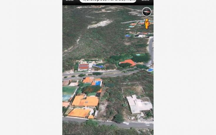 Foto de terreno habitacional en venta en paseo de la ondonada 1, san gaspar, jiutepec, morelos, 580490 no 09