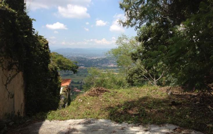 Foto de terreno habitacional en venta en paseo de la ondonada 1, san gaspar, jiutepec, morelos, 580490 no 11