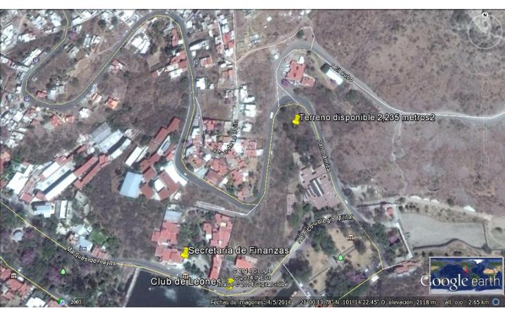 Foto de terreno habitacional en venta en  , paseo de la presa, guanajuato, guanajuato, 1117561 No. 02