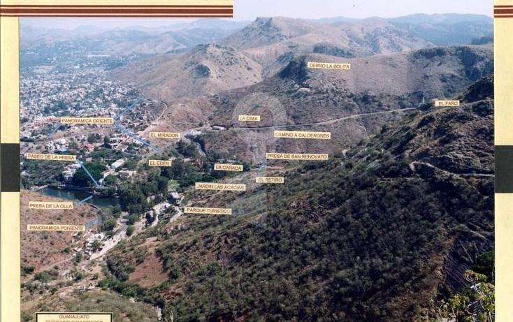 Foto de terreno comercial en venta en  , paseo de la presa, guanajuato, guanajuato, 1177939 No. 02