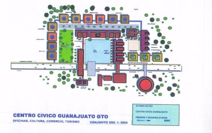 Foto de terreno comercial en venta en  , paseo de la presa, guanajuato, guanajuato, 1177939 No. 07