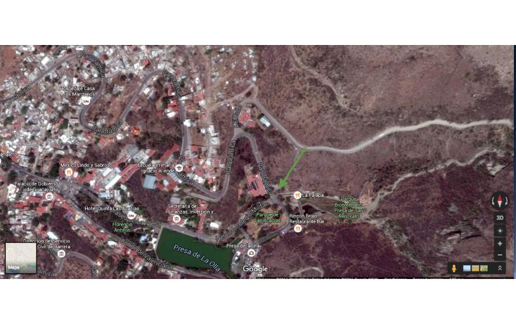 Foto de terreno habitacional en venta en  , paseo de la presa, guanajuato, guanajuato, 2004534 No. 06