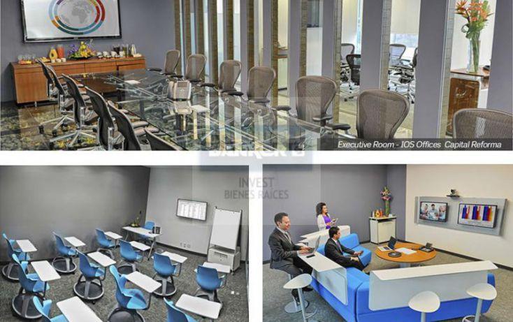 Foto de oficina en renta en paseo de la reforma, juárez, cuauhtémoc, df, 1014157 no 02