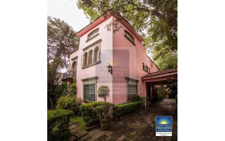 Foto de casa en venta en  , lomas de chapultepec vi sección, miguel hidalgo, distrito federal, 1029107 No. 01