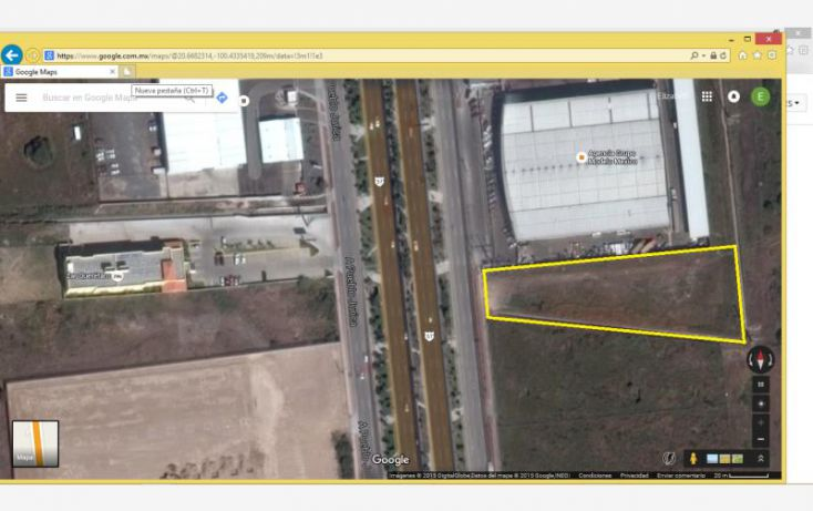 Foto de terreno comercial en venta en paseo de la republica, vista 2000, querétaro, querétaro, 1783406 no 01
