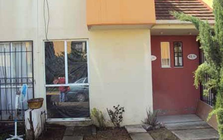 Foto de casa en venta en paseo de la serenidad , paseos de chalco, chalco, méxico, 1593641 No. 01