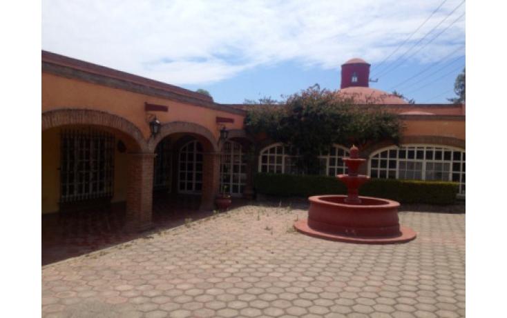 Foto de rancho en venta en paseo de las bugambilias, san mateo xoloc, tepotzotlán, estado de méxico, 287287 no 01