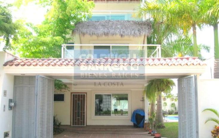 Foto de casa en venta en  31, las jarretaderas, bahía de banderas, nayarit, 740785 No. 01